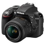 Harga Nikon Camera D3300 18 55 Vrii Hitam Lengkap