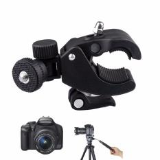 Kamera Super Clamp Tripod Clamp untuk Menampung LCD Monitor/Kamera DSLR/DV Alat BARU-Internasional