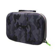 Kamuflase Pola EVA Shockproof Tahan Air Portable Case untuk GoPro HERO6/5/4 Sesi/4/3 + /3/2/1, Xiaoyi I/II/4 K/4 K + Sport Kamera dan Kamera Olah Raga Lainnya Aksesoris, Ukuran: 27 Cm X 19 Cm X 7 Cm-Intl