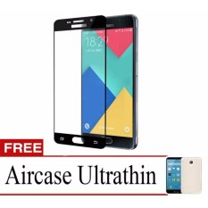 Jual Beli Online Candy Full Coverage Tempered Glass Protector Film 26M 9H Hardness Glass For Samsung Galaxy A5 2017 Japan Material Glass Hitam Free Ultrathin
