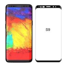 Candy Tempered Glass Samsung Galaxy S9 Frame (Black)