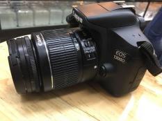 Canon 1300D Kit 18-55 IS II Mulus Murah Cekidot