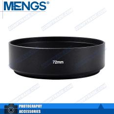 Canon 72 Mm Standar Tudung Lensa Standar Aluminium Paduan