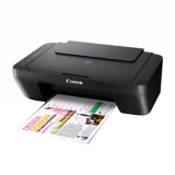 Review Toko Canon All In One Printer E410 Hitam