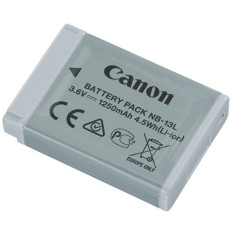Review Terbaik Canon Battery Canon Nb 13L 3 6V 1250Mah