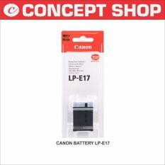 Diskon Besarcanon Battery Lp E17 Original