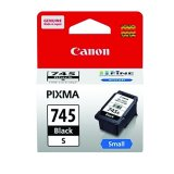 Jual Canon Catridge Pg 745S Black Small Branded Original