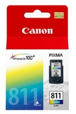 Canon CL-811 Fine Cartridge Tri Warna