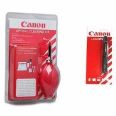 Review Canon Cleaning Kit System Set 7 In 1 Lenspen Canon For Digital Camera Lens High Quality 1 Set Paket Alat Pembersih Lensa Kamera Canon
