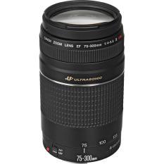 Canon EF 75-300mm f/4-5.6 III USM Ultrasonic