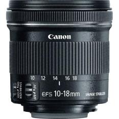 Canon EF-S 10-18mm f /4.5-5.6 IS STM