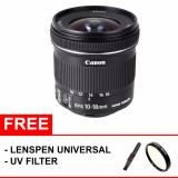 Berapa Harga Canon Ef S 10 18Mm F 4 5 5 6 Is Stm Free Aksesories Canon Di Dki Jakarta