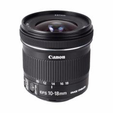 Canon EF-S 10-18mm IS STM Lensa Kamera