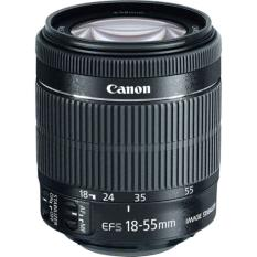 Canon EF-S 18-55mm F/3.5-5.6 IS STM Lens-[Lensa Kit, No Box]