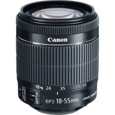 Canon EF-S 18-55mm F/3.5-5.6 IS STM Lens-[Lensa Kit, No Box]