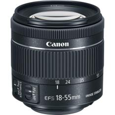 Canon Ef-s 18-55mm F/4-5.6 IS STM-[lensa Kit, No Box]