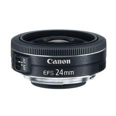 Canon EF-S 24mm f/2.8 STM Lensa Kamera - Resmi PT.DataScrip