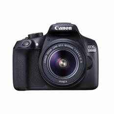 Canon Eos 1300D Dslr 18 Mp With Lens Kit 18 55 Mm Iii Dki Jakarta