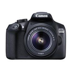 Spesifikasi Canon Eos 1300D Kit Ef S18 55 Is Ii Hitam Dan Harganya