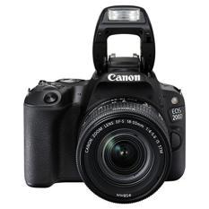 Canon EOS 200D Kit 18-55 STM - Hitam - FREE MEMORY 16 SANDISK