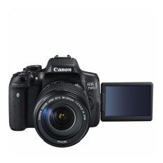 Cuci Gudang Canon Eos 750D 24Mp Kit 18 55Mm Is Stm Free Memory 16Gb Sandisk