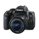 Jual Canon Eos 750D Kit 18 55Mm Is Stm 24Mp Hitam Satu Set
