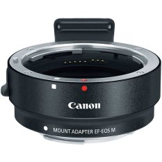 Jual Canon Eos Ef To Eos M Adapter Import