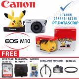 Review Canon Eos M10 Canon M10 Kit 15 45Mm Paket Dahsyat 16Gb
