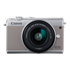 Canon EOS M100 EF-M15-45mm ISSTM Kit - Grey