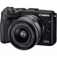 Canon EOS M3 EF-M 15-45mm