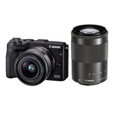 Beli Canon Eos M3 Kit Ef M15 45Mm 55 200Mm Terbaru