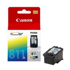 Beli Canon Ink Catridge Cl 811 Color Indonesia