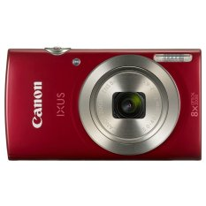 Jual Canon Ixus 175 20 Mp 8X Optical Zoom Merah Original