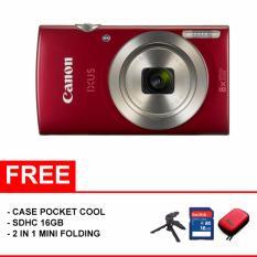 Spesifikasi Canon Ixus 185 Paket Keren Canon Terbaru