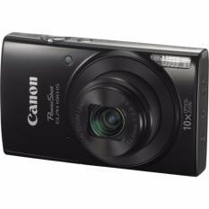 Canon Ixus 190 IS Digital Camera (Black)