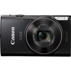 Harga Canon Kamera Pocket Ixus 285 Hs Black Free Lcd Screen Guard Murah