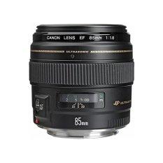 Canon Lens EF FIX 85MM F/1.8 USM - Hitam