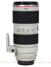 Jual Canon Lensa Ef 70 200 Mm F 2 8 L Is Ii Usm Hitam Putih Baru