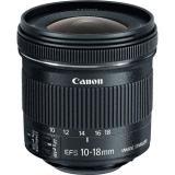 Beli Canon Lensa Ef S 10 18Mm F 4 5 5 6 Is Stm Hitam Secara Angsuran