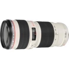 Canon Lensa Kamera EF 70-200mm F4L USM