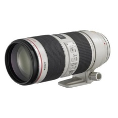 Canon Lensa Telephoto EF 70-200mm f/2.8L IS II USM