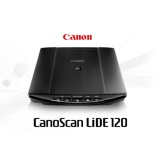 Review Canon Lide 120 Scanner
