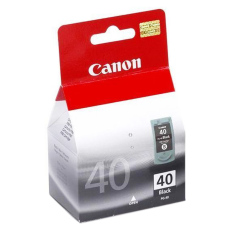 Diskon Besarcanon Pg 40B Cartridge Tinta Printer Hitam
