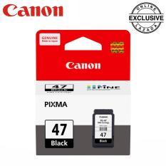 Canon Pg 47 Fine Cartridge Black Canon Murah Di North Sumatra