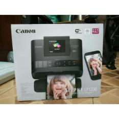 Canon Photo printer Selphy CP1200 Garansi Resmi