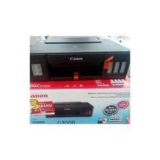 Canon Pixma G1000 Ink Tank Printer Original Bagus Garansi 2Th  Peripheral Komputer
