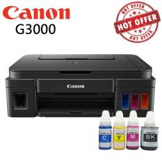Katalog Canon Pixma G3000 All In One Wifi Color Canon Terbaru