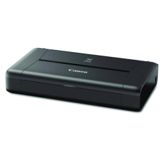 Canon PIXMA iP110 with Battery - Hitam