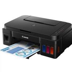 Harga Canon Pixma Printer Infus G2000 Print Scan Copy Resmi Hitam Paling Murah