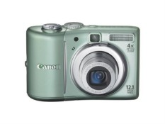 Canon PowerShot A1100IS 12.1 MP Digital Kamera dengan 4x Optik Stabilized Zoom dan 2.5 Inci LCD (Hijau) -Internasional